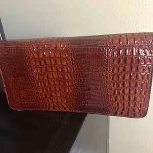 Bags - Alligator Clutch Bag